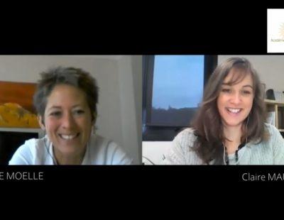 interview par Clairre Maunié Debin